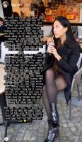 Bạn gái Huỳnh Anh ngầm phủ nhận thông tin chia tay