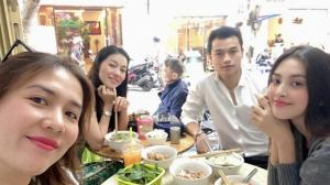 Bị nghi hẹn hò bạn trai cũ Á hậu Huyền My, phía Hoa hậu Tiểu Vy lên tiếng