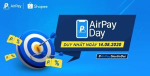 """Cứ đến thứ Sáu, người dùng AirPay lại phát sốt vì """"mưa ưu đãi"""" giảm khủng đến 100K, bạn đã biết chưa?"""
