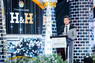 CEO trẻ Nguyễn Thế Anh: H&H được tạo ra để thay đổi thói quen làm đẹp của phụ nữ Việt Nam