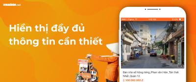 Ra mắt app Mua Bán phiên bản mới: Tối ưu hóa lợi ích khách hàng lên hàng đầu