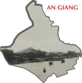 Nguồn gốc tỉnh An Giang