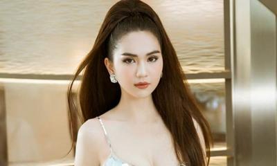 Ngọc Trinh tuyên bố gây sốc: 'Yêu là để hạnh phúc, chứ đừng để ngu'
