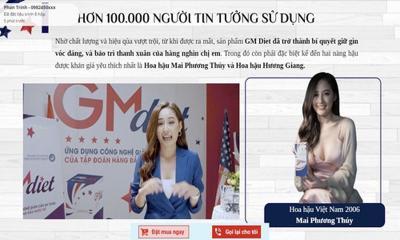 Cùng quảng cáo sản phẩm sai phạm, Mai Phương Thúy lên tiếng xin lỗi, còn Hương Giang vẫn im lìm