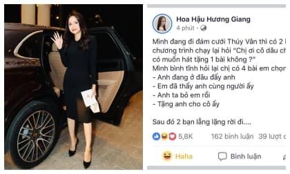 á hậu Thuý Vân, chồng thúy vân, sao Việt