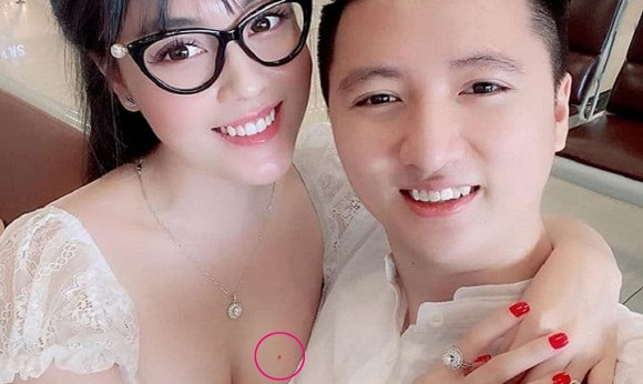 diễn viên Trọng Hưng, hotgirl Âu Hà My, sao Việt
