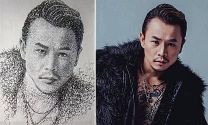 rapper Binz, sao Việt